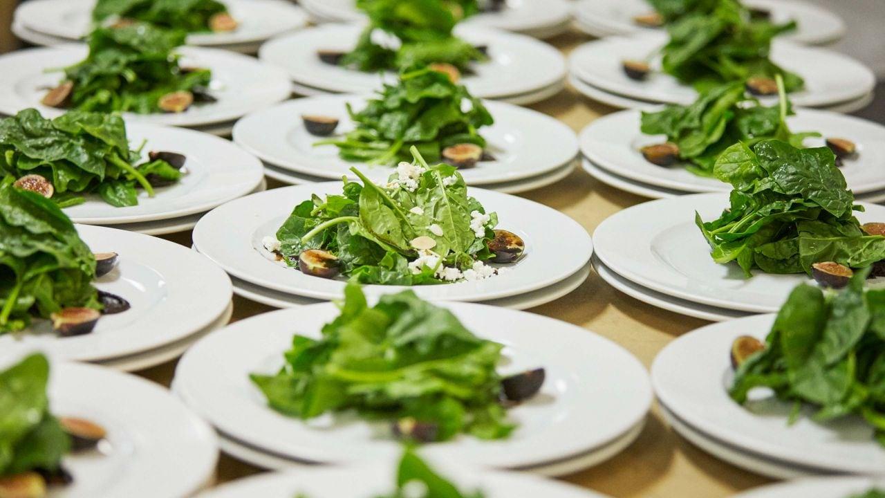 B2B Events Salads