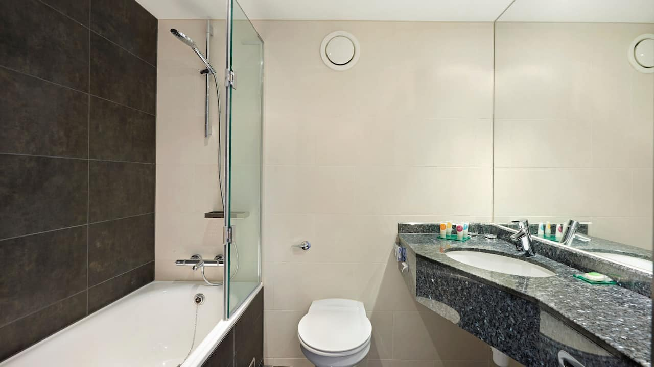 Interior Room Bathroom