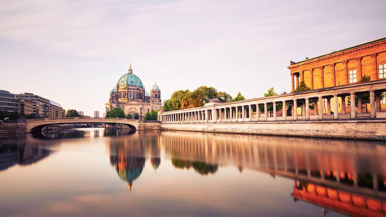 Berliner Sehenswürdigkeiten rund um das das Grand Hyatt Berlin