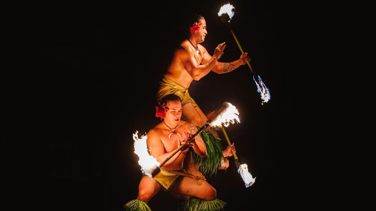 Fire Trio