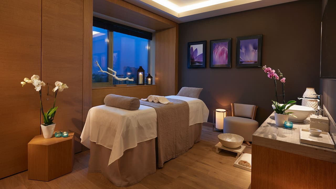 Arya Spa Single Room