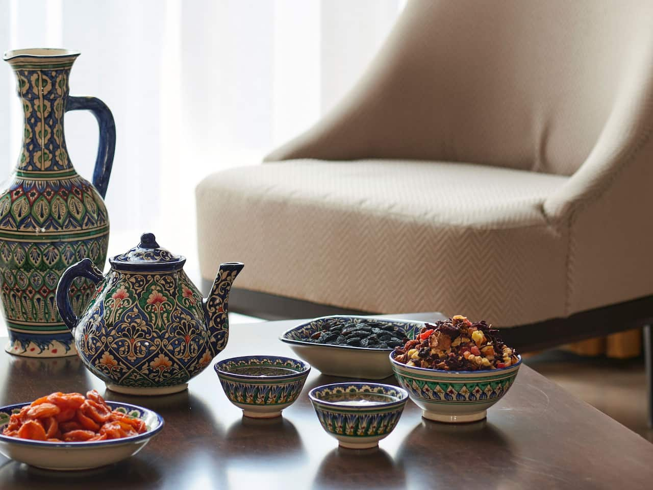 Chai lounge tea