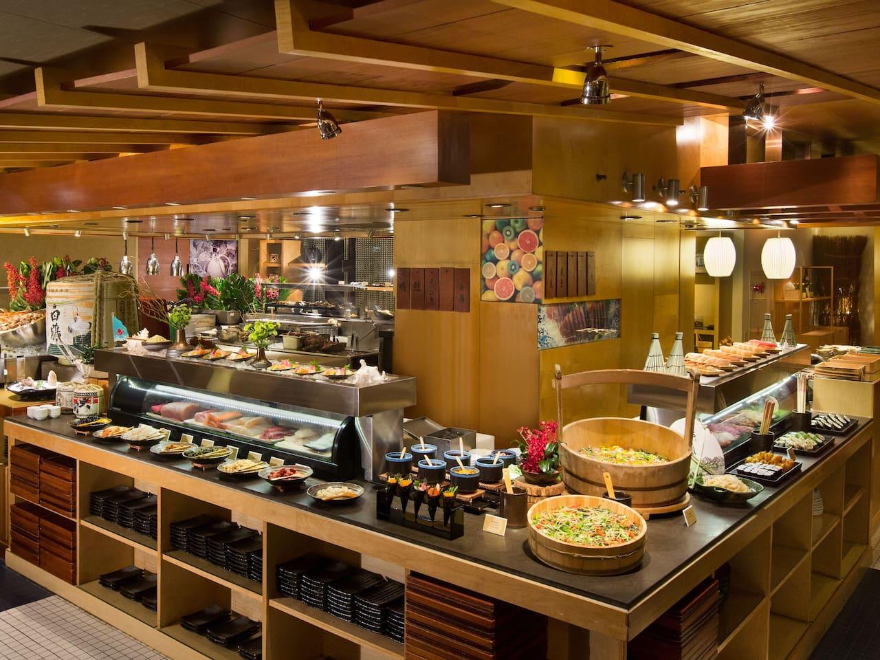 台北君悅彩日本料理