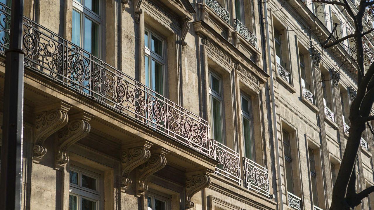 Hyatt Paris Madeleine Exterior