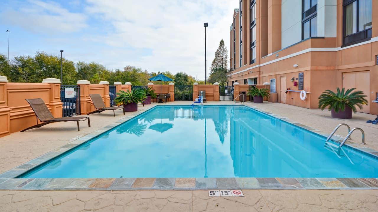 Hyatt Place Baton Rouge I-10 Outdoor Pool