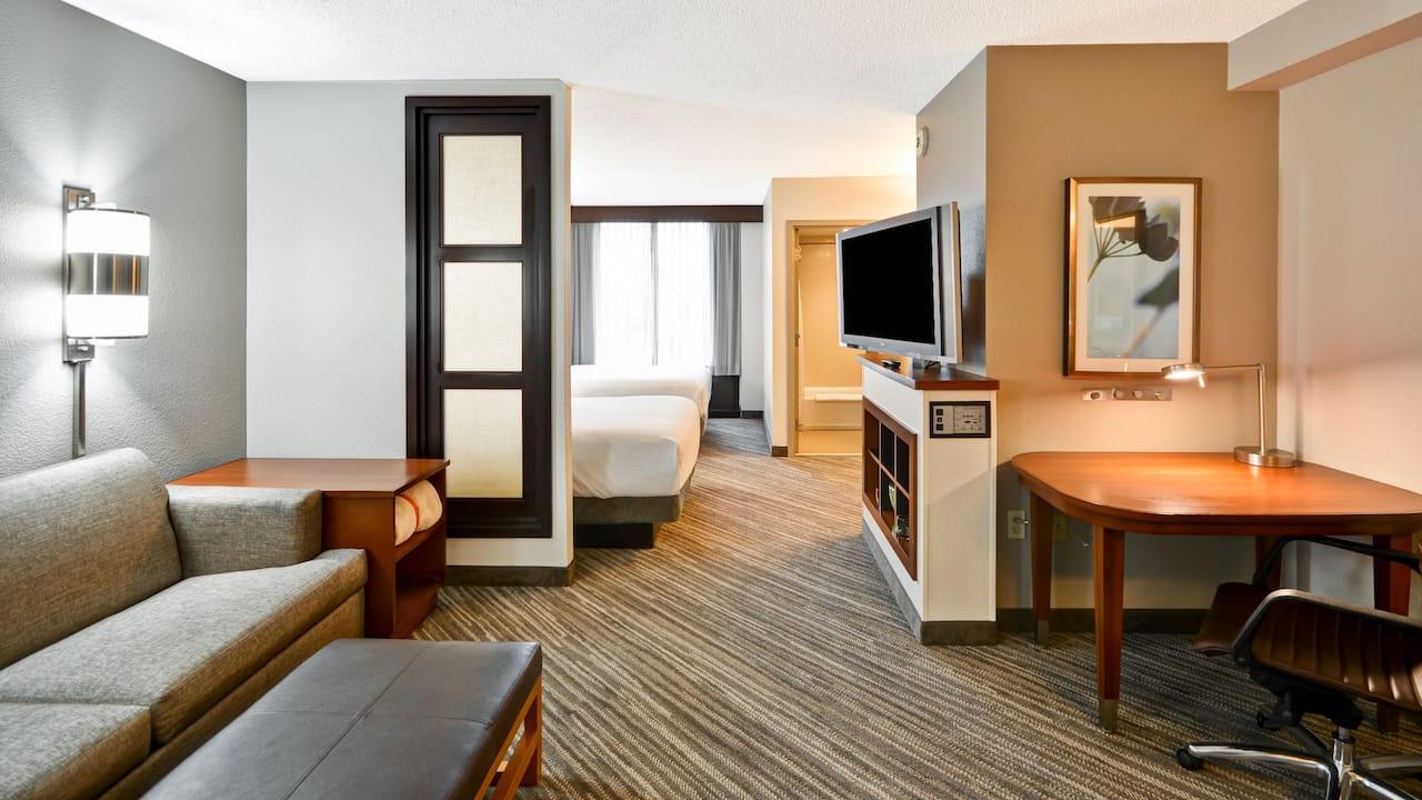 Hyatt Place Baton Rouge I-10 Double Room