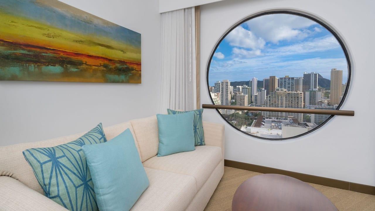 Honolulu Hotel with a View Hyatt Centric Waikiki Beach