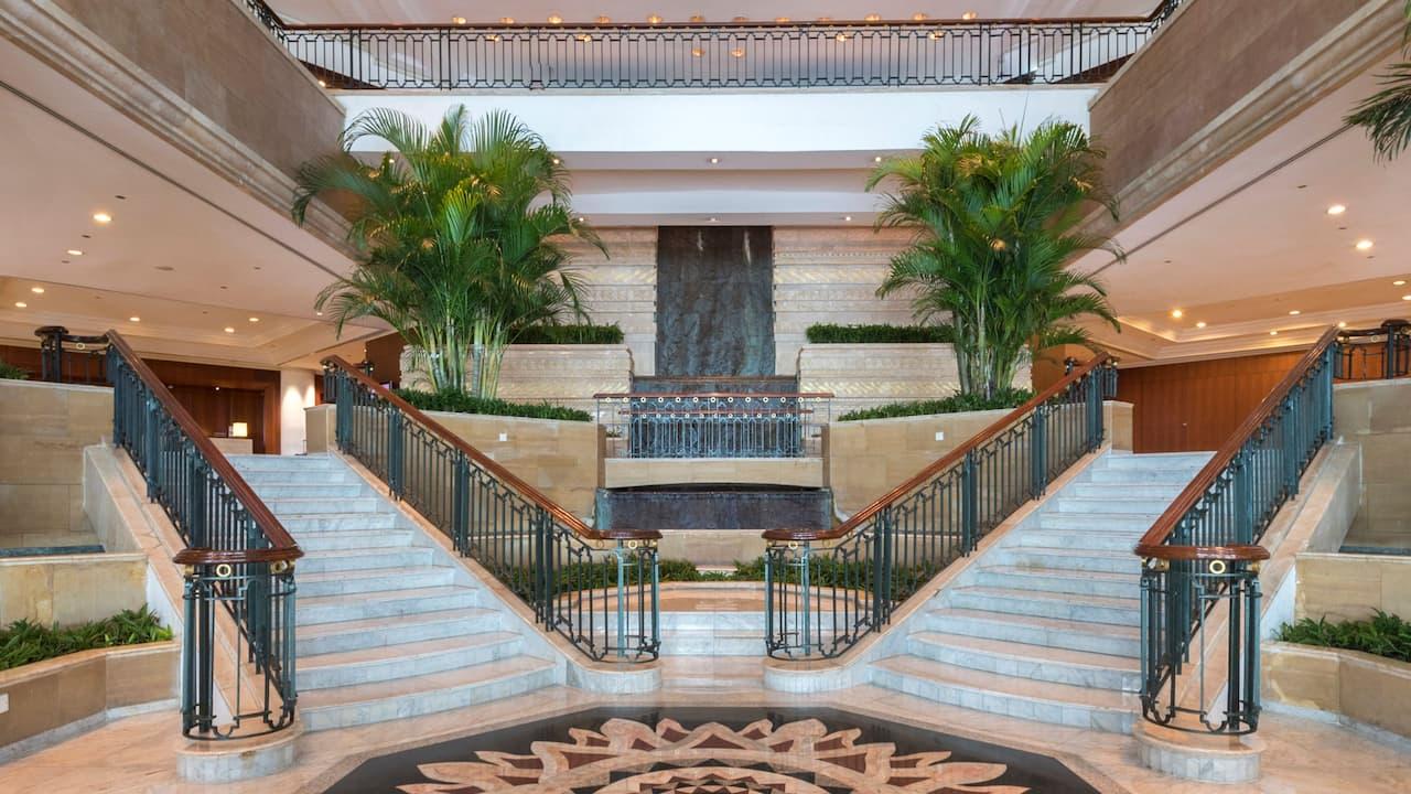 Grand Hyatt Jakarta Lobby