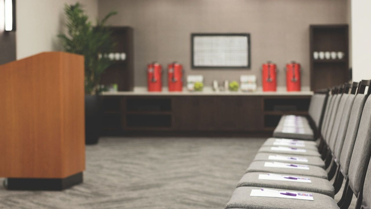 Hyatt Place Chicago/O'hare Airport meeting room