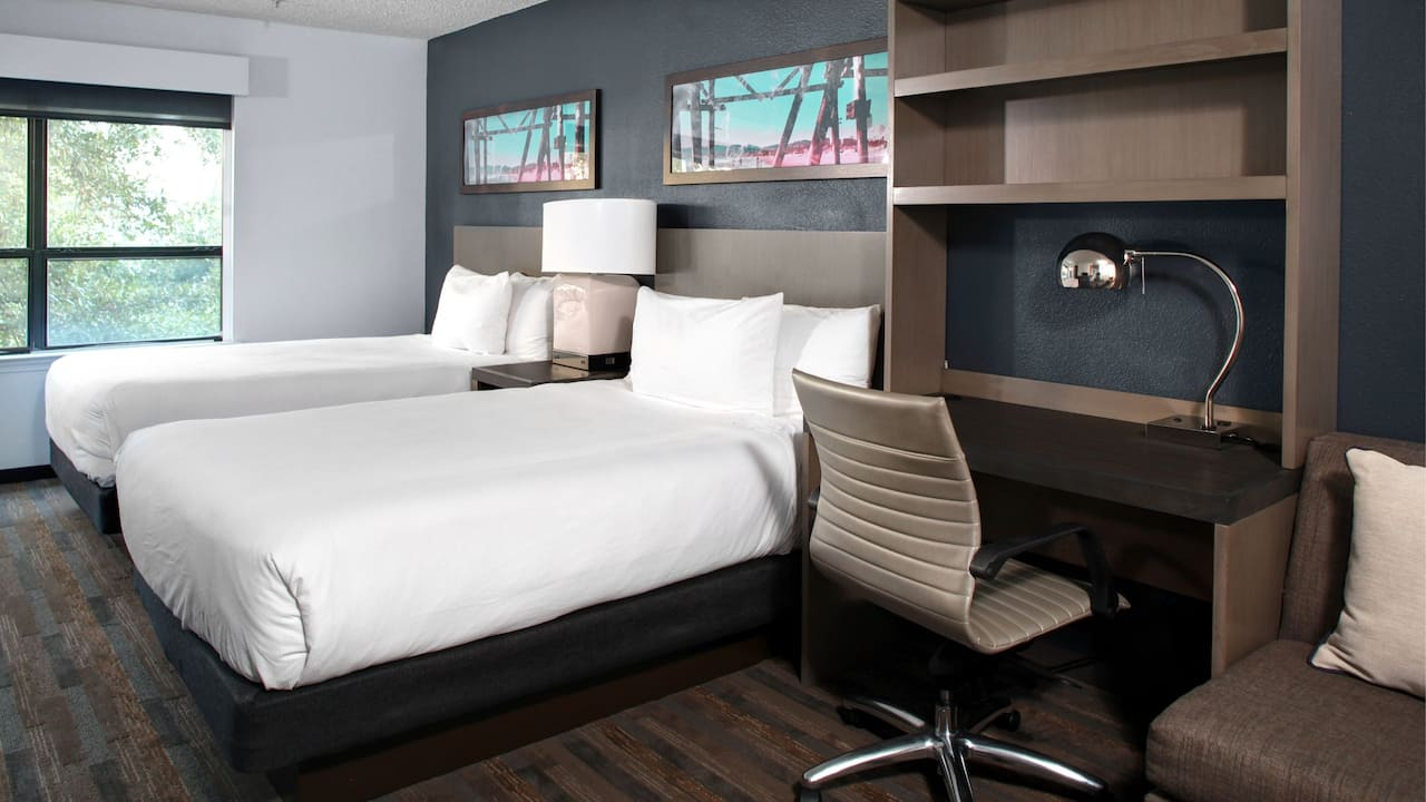 HYATT HOUSE DALLAS/UPTOWN | Double Bed Guestroom