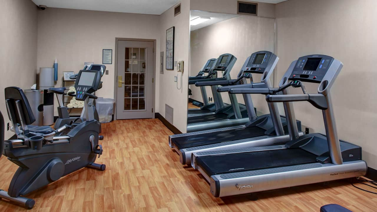 HYATT HOUSE DALLAS/UPTOWN | Fitness Center