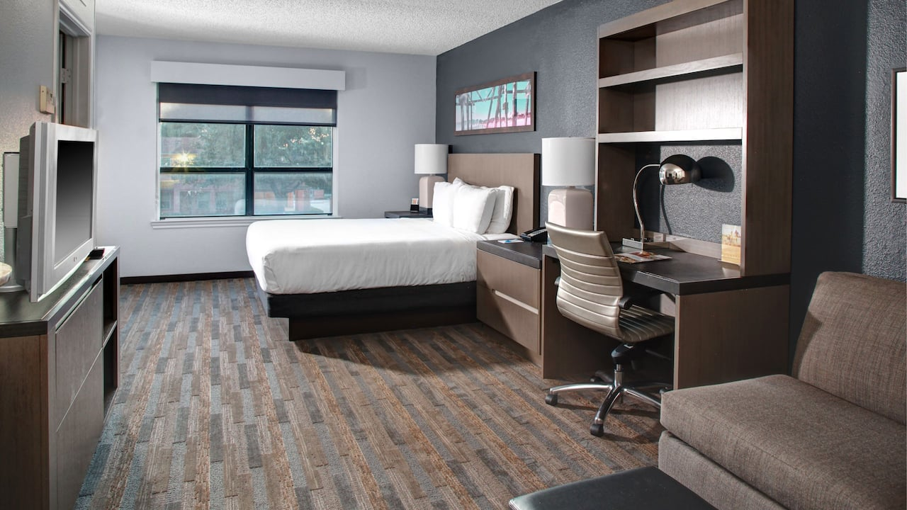 HYATT HOUSE DALLAS/UPTOWN | Studio Suite
