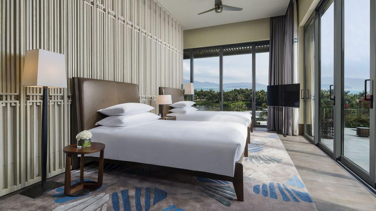 Ocean View Villa Room King Bed