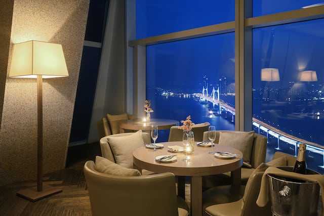 Busan Hotel Dining Room