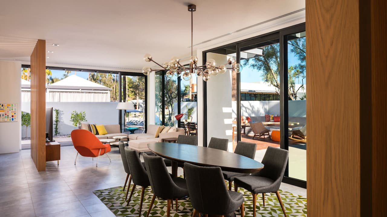 Andaz Scottsdale Girard House Living