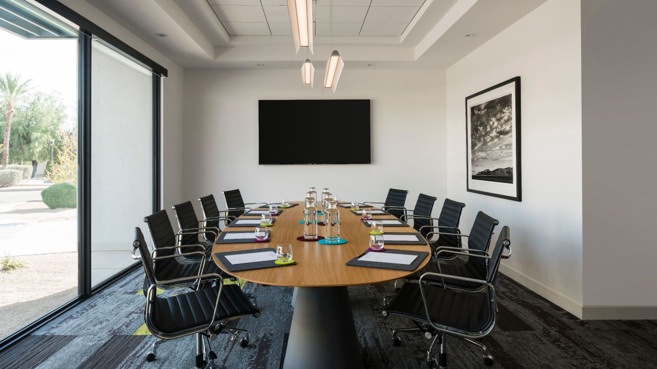 Andaz Scottsdale Guild Boardroom
