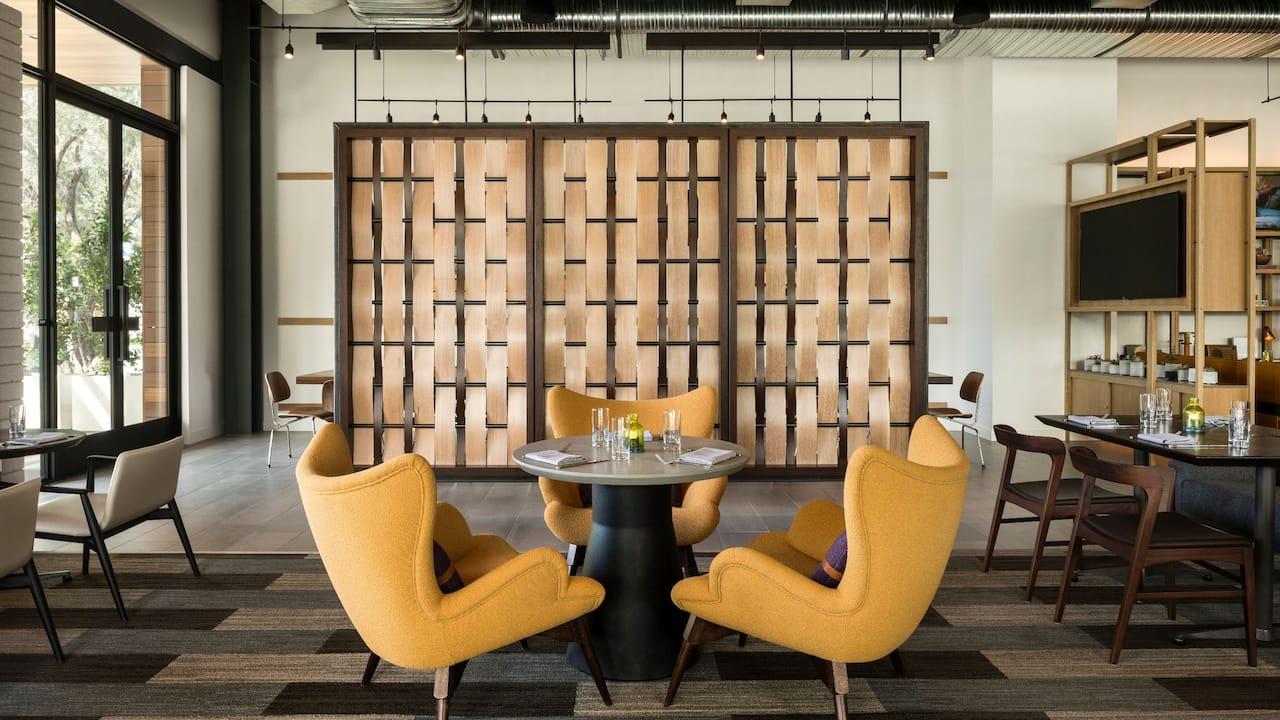 Weft & Warp Restaurant