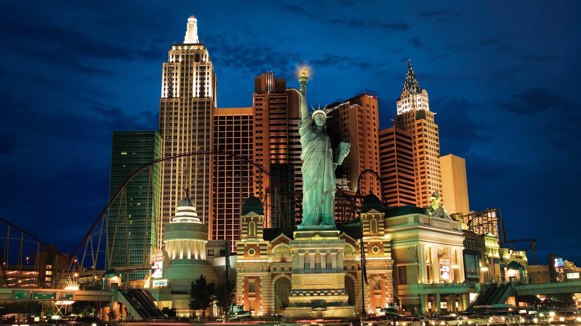 New york new york exterior