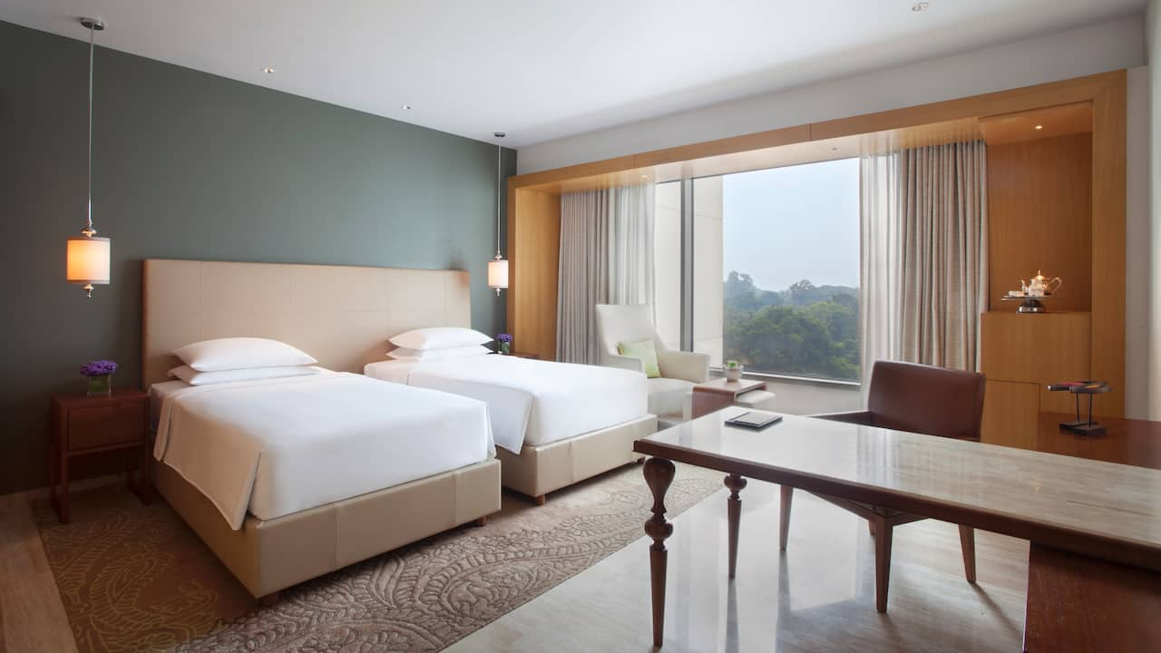 Park View Twin Room