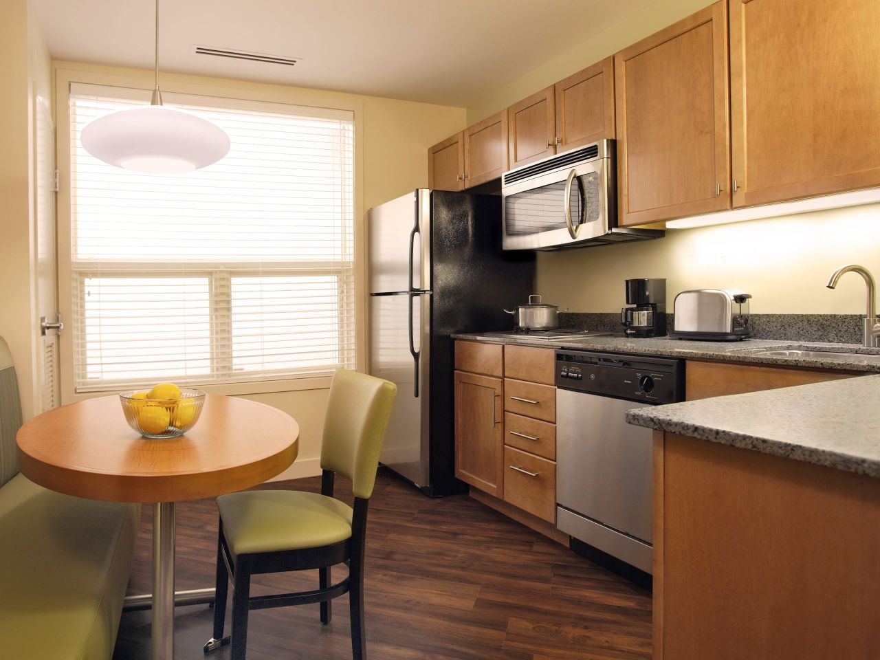 Hyatt House Kitchen