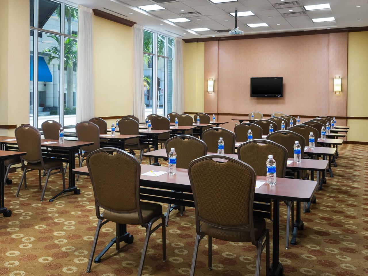 Hyatt Place West Palm Beach Downtown Meeting Room