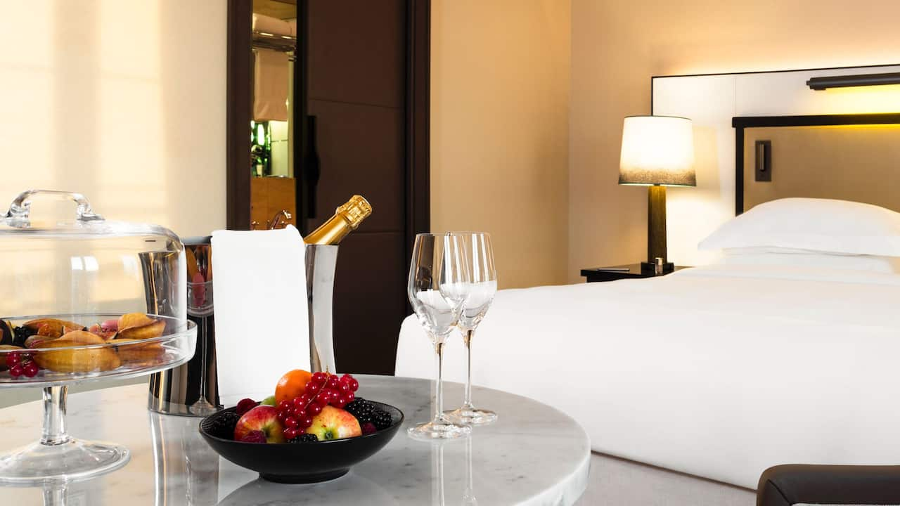 Hyatt Paris Madeleine King Premium