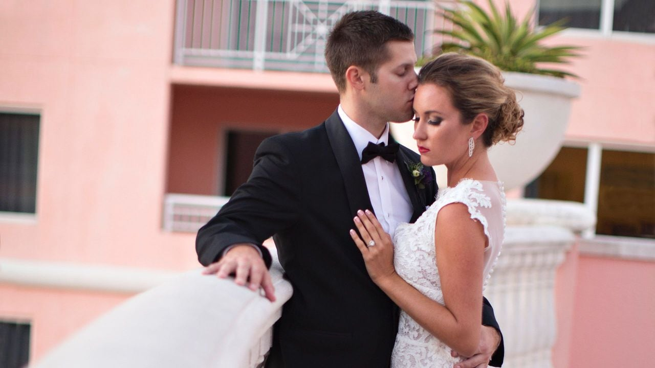 Hyatt Regency Clearwater Beach Outdoor Wedding