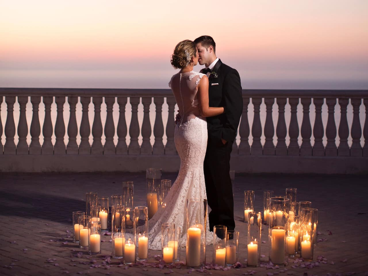 Beach wedding venue in Clearwater Beach