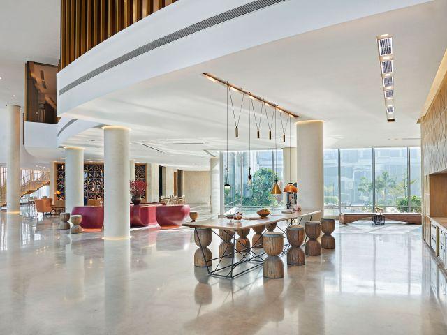 Andaz Delhi Lounge