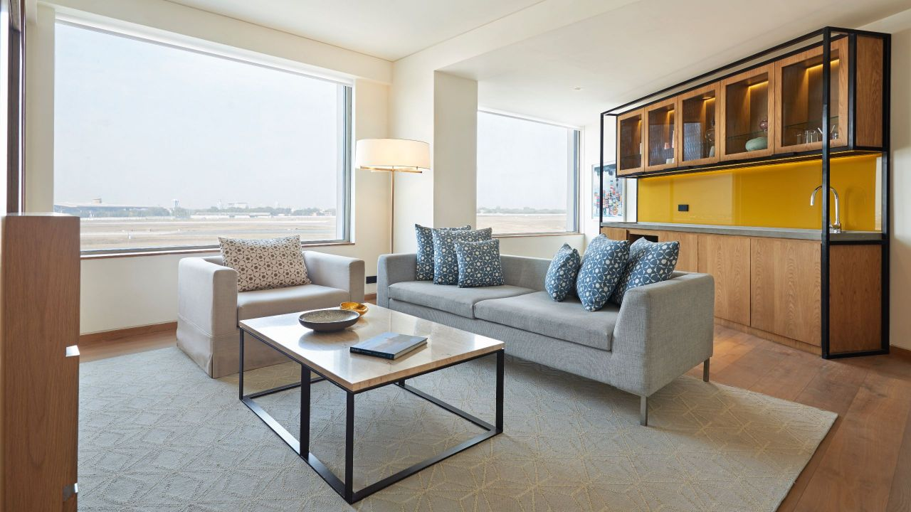 Andaz Suite Living Room