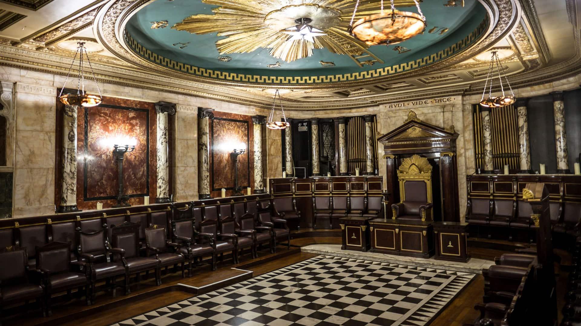 Andaz London Masonic Temple