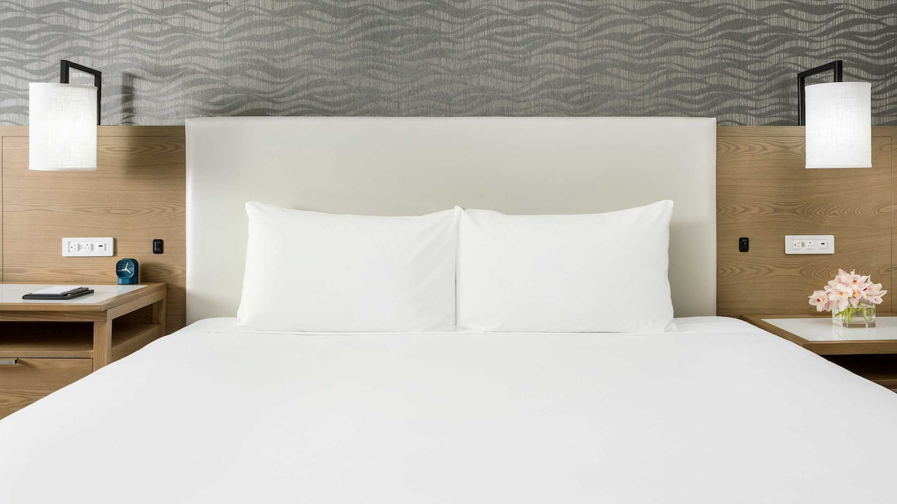 Guestroom King Headboard