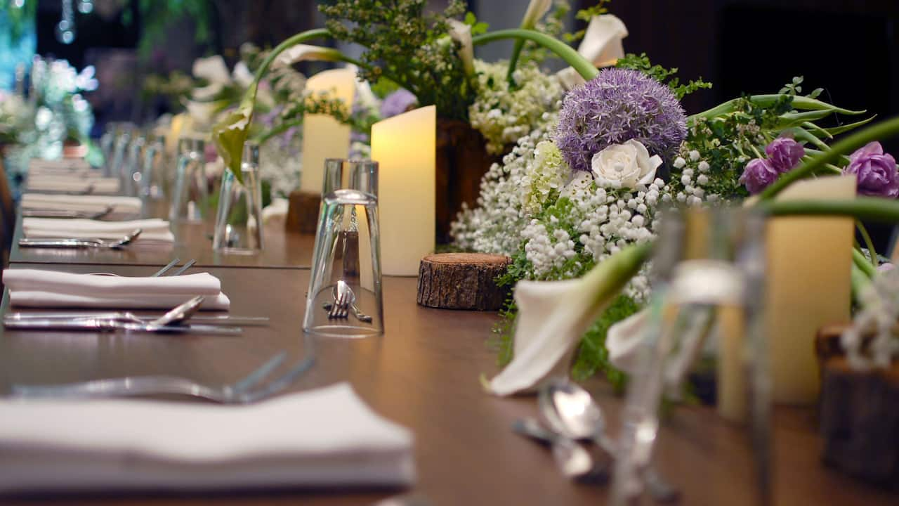 Wedding Venues in Jakarta, Wedding Reception The Grand Hyatt Hotel