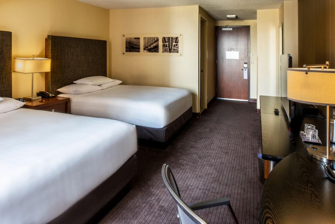 Chicago Hotel Rooms and Suites – Two Queen Beds at Hyatt Regency Chicago