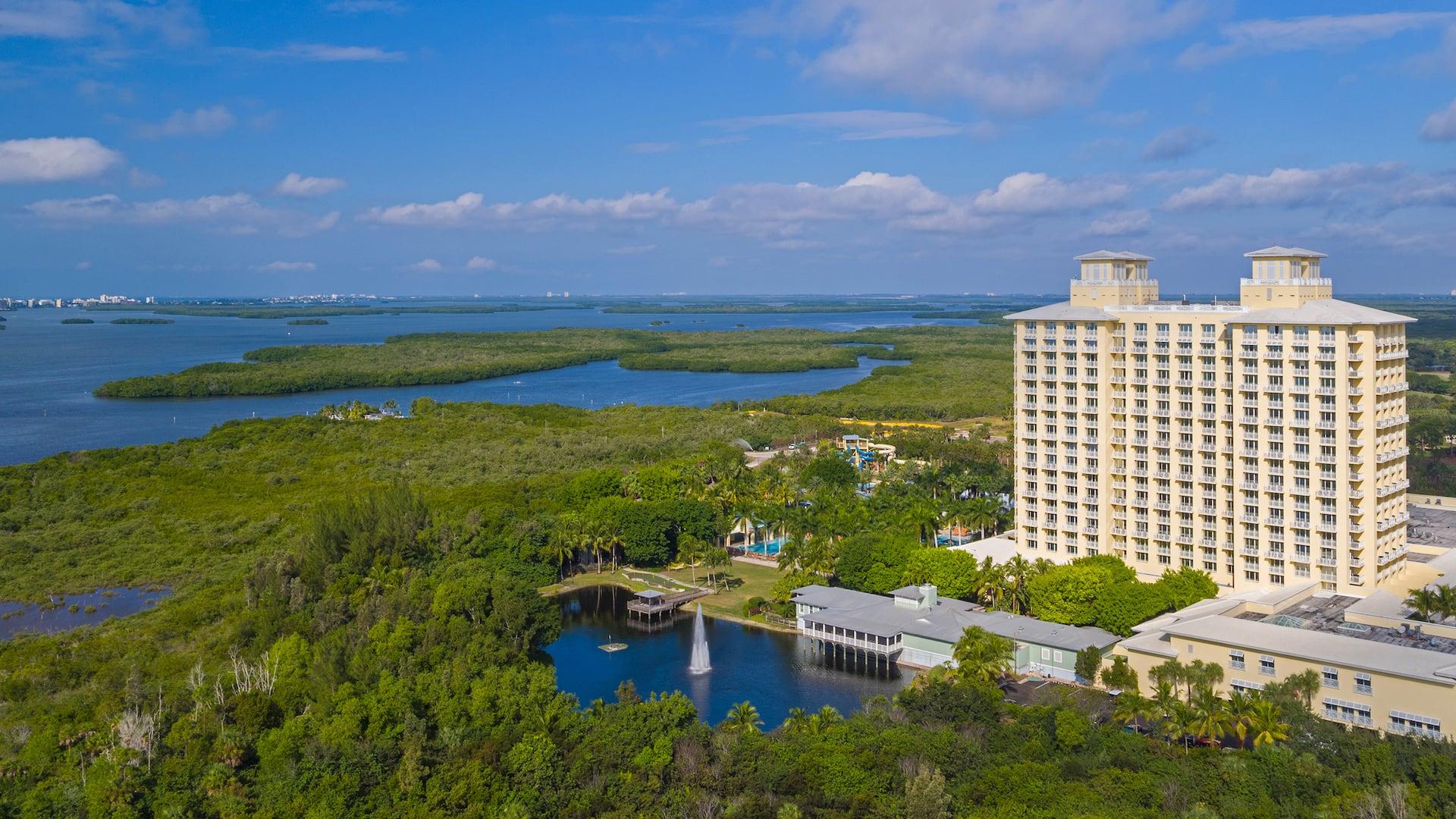 Hotel near Naples, FL – Hyatt Regency Coconut Point Resort & Spa