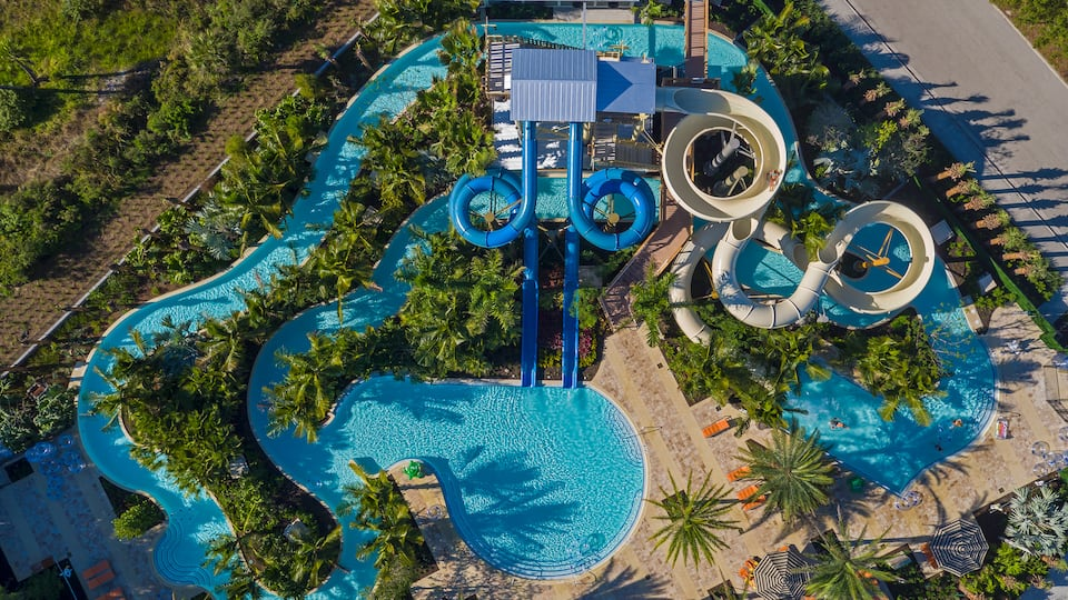 Bonita Springs Hotel with lazy river and three acres of pools - Hyatt Regency Coconut Point Resort & Spa