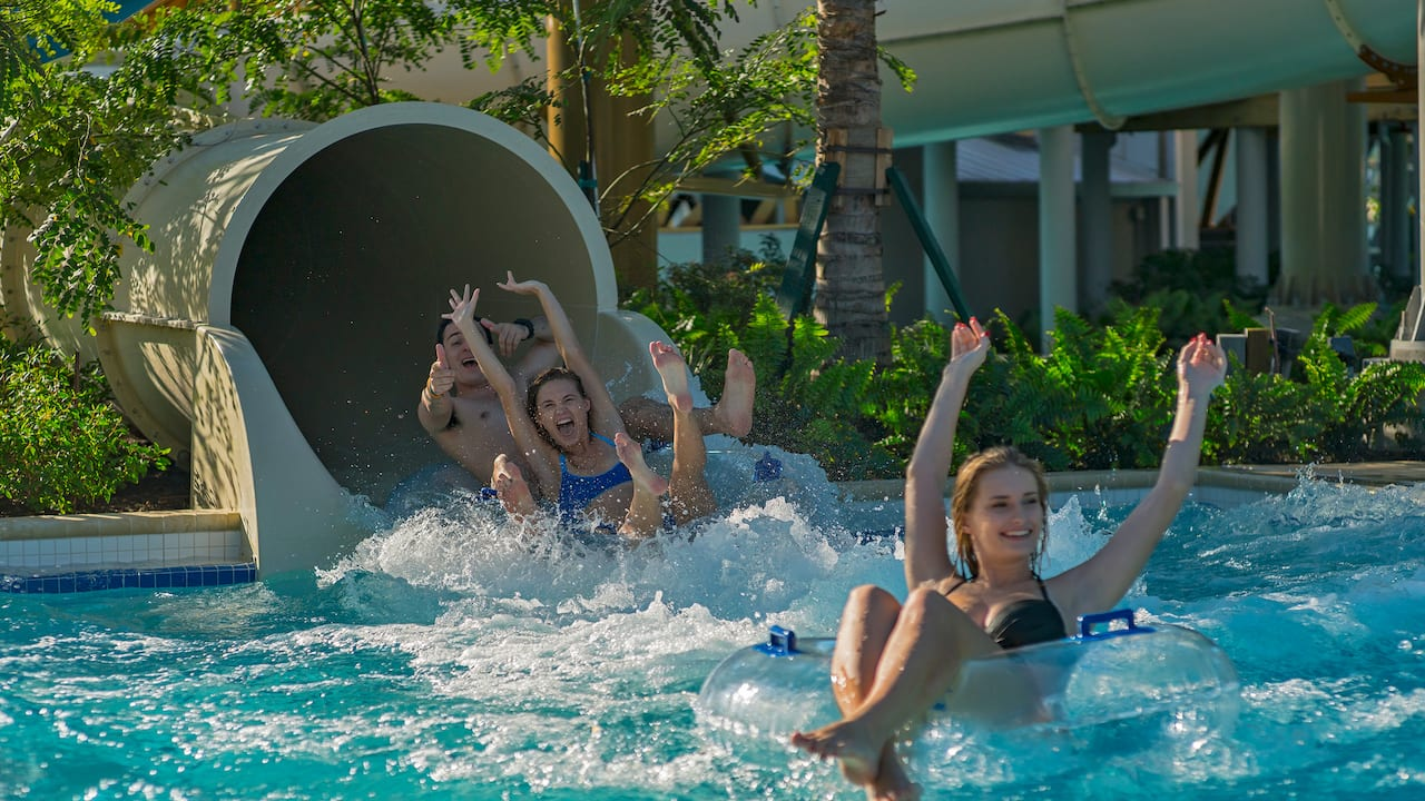 Lazy River Tube Double