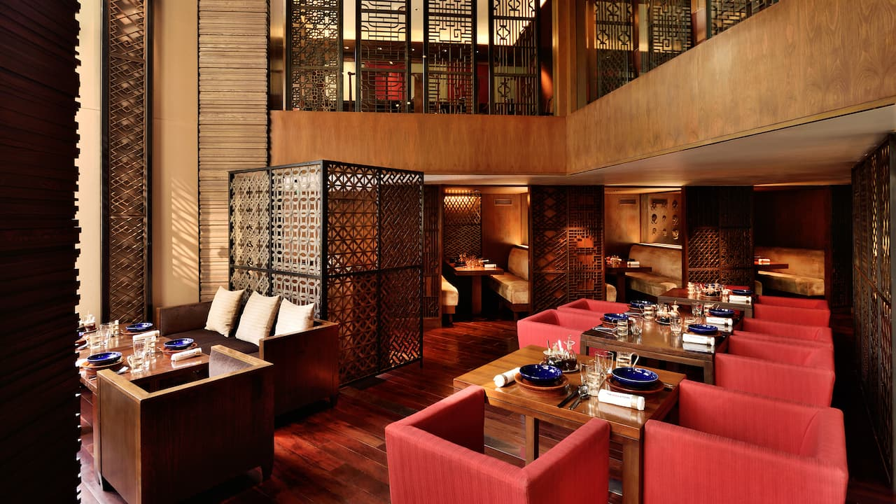 The China Kitchen interior