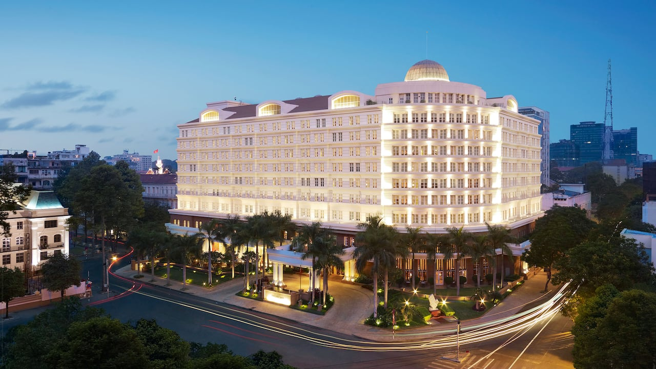 Park Hyatt Saigon Hotel, Ho Chi Minh City, Vietnam