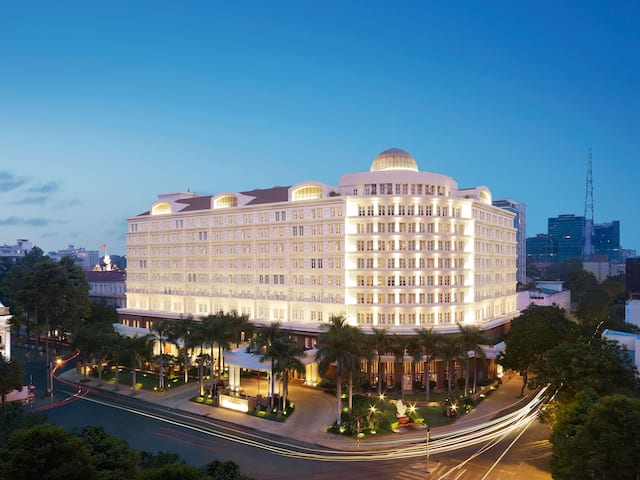 Park Hyatt Luxury Hotel, Ho Chi Minh, Vietnam