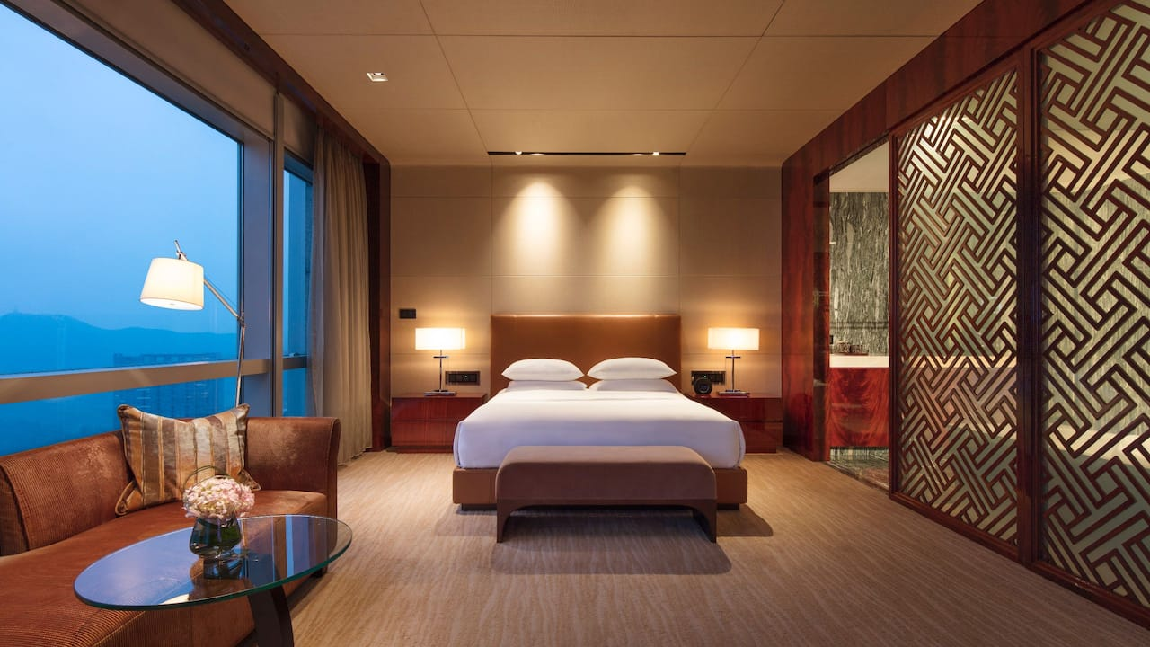 Grand Hyatt Shenzhen Deluxe King