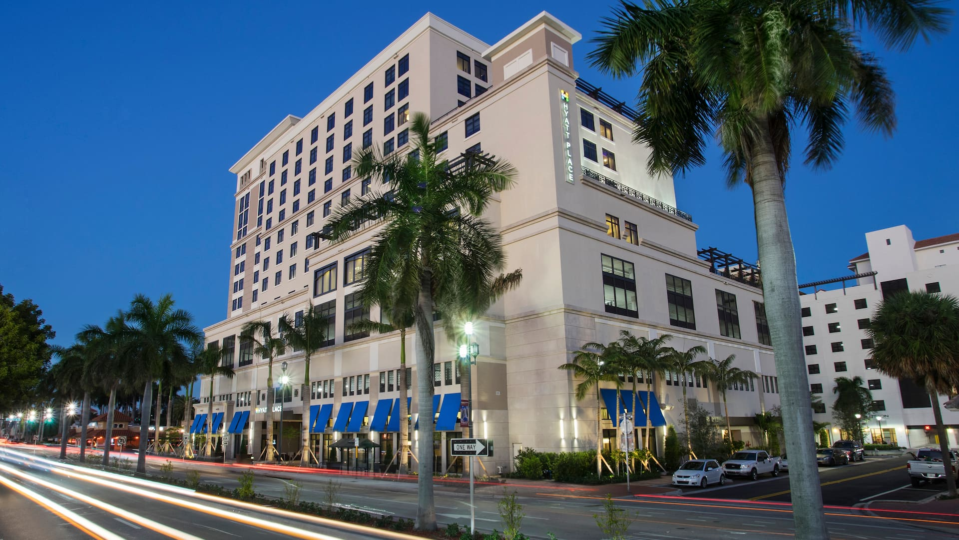 Contemporary Hotel Near Mizner Park Hyatt Place Boca Raton