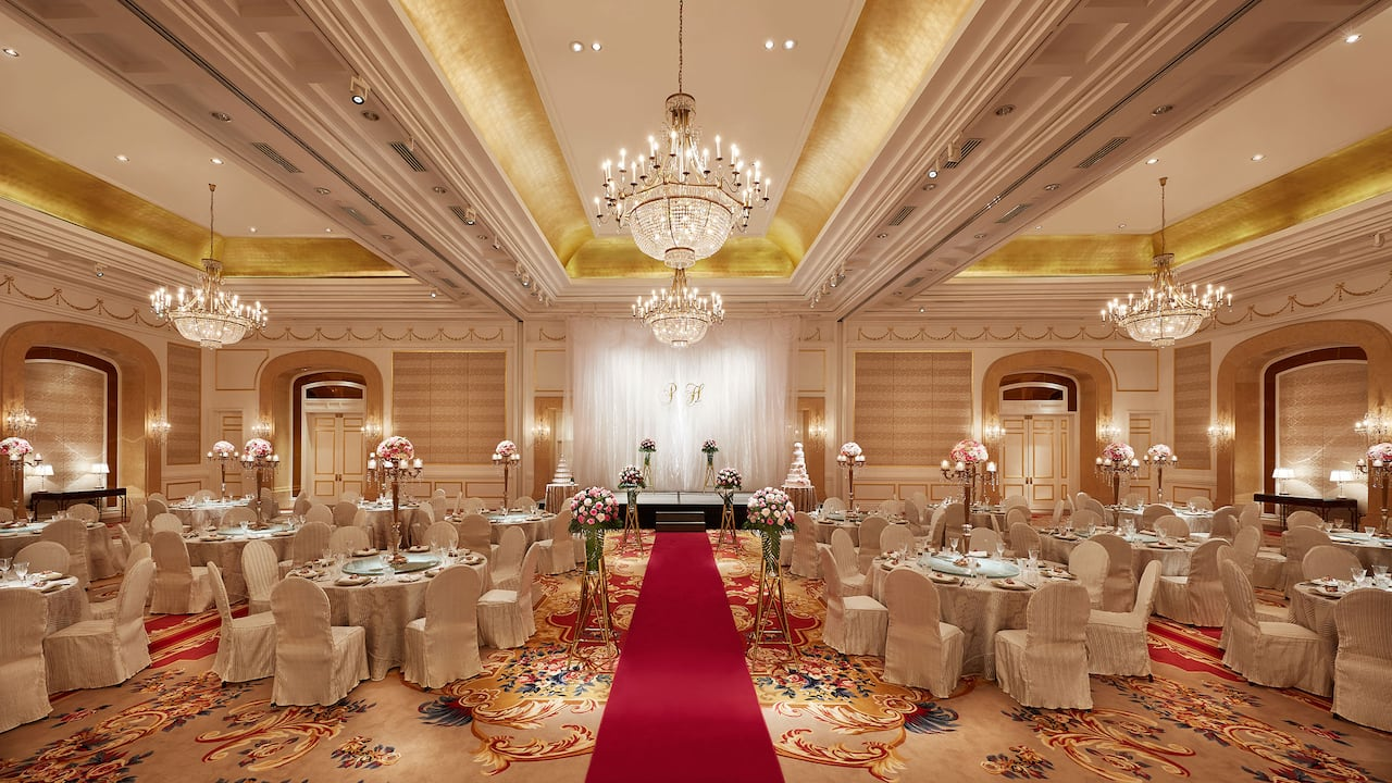 Park Hyatt Saigon Weddings (Ballroom Wedding Venues Ho Chi Minh City)