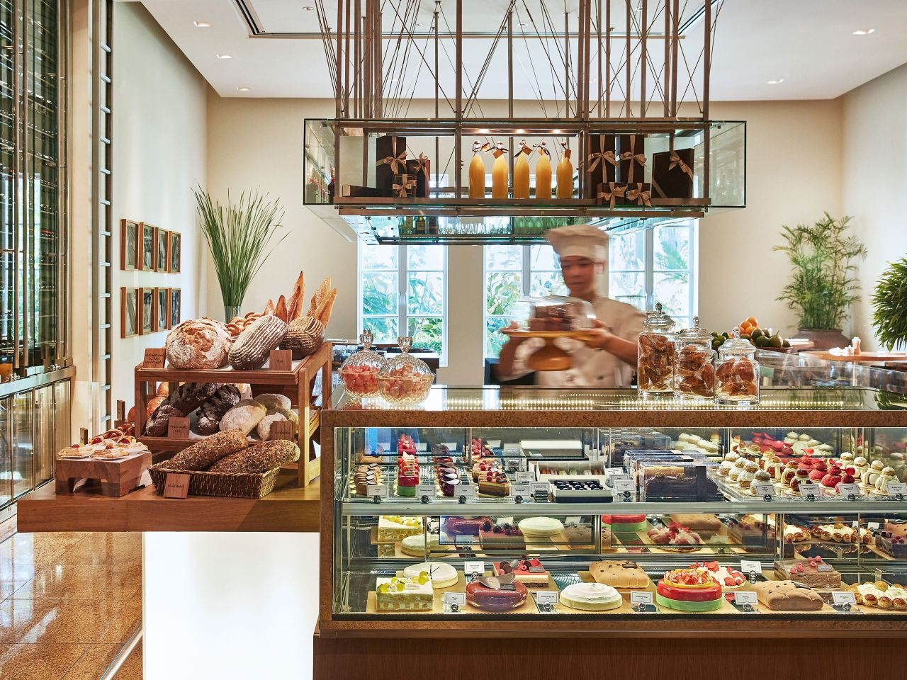 Pastry Boutique Counter