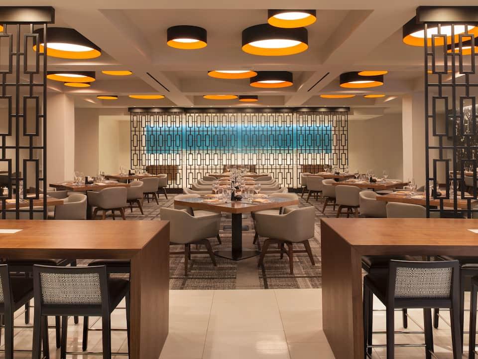 unity la Restaurant at Hyatt Regency Los Angeles International Airport