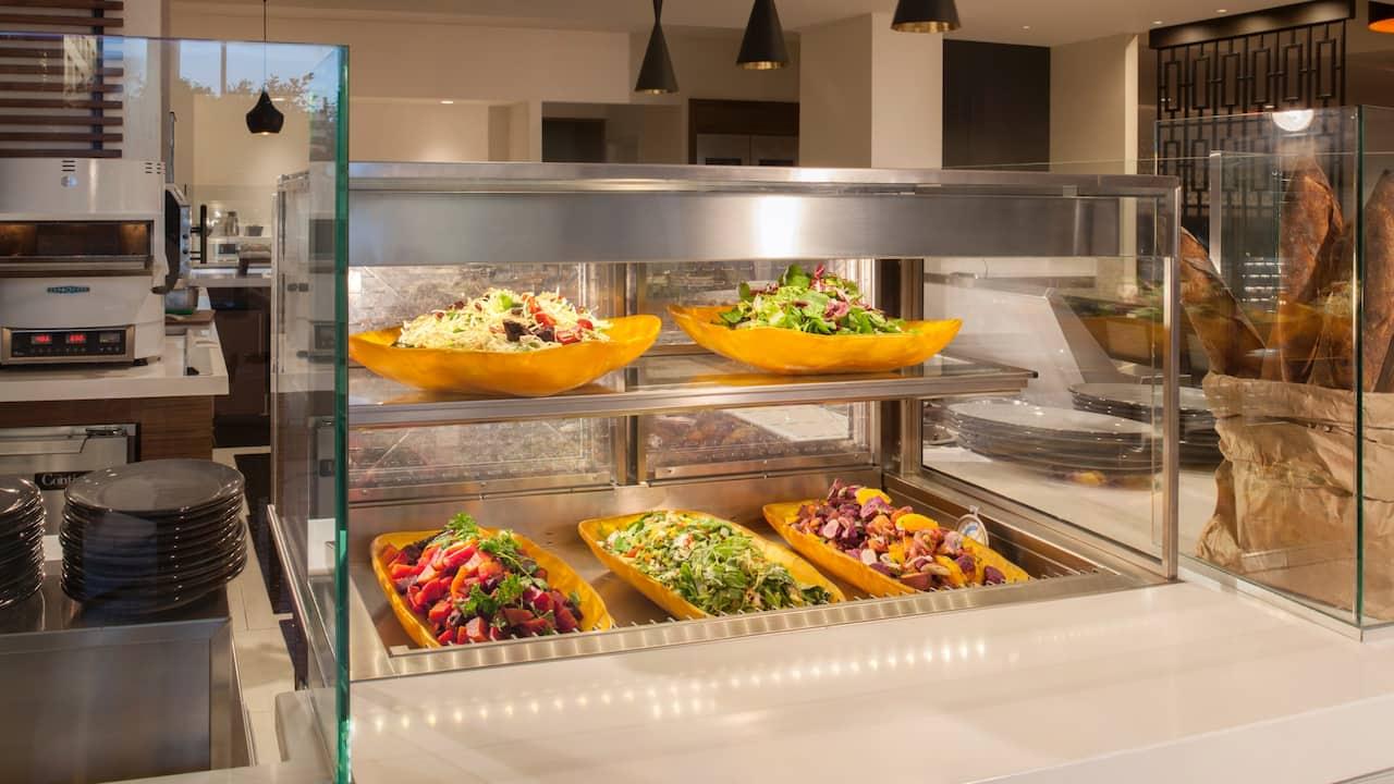 Unity LA Salad Station
