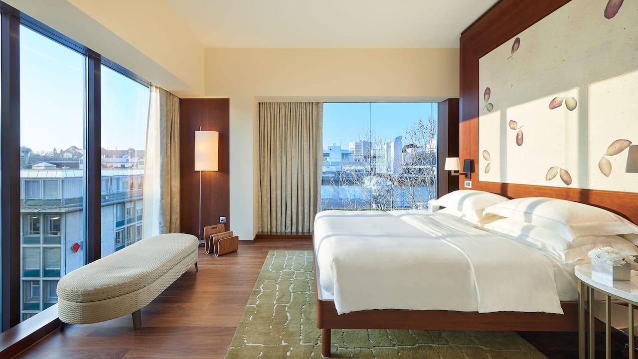 Park Hyatt Zurich Suite Wellbeing Retreat
