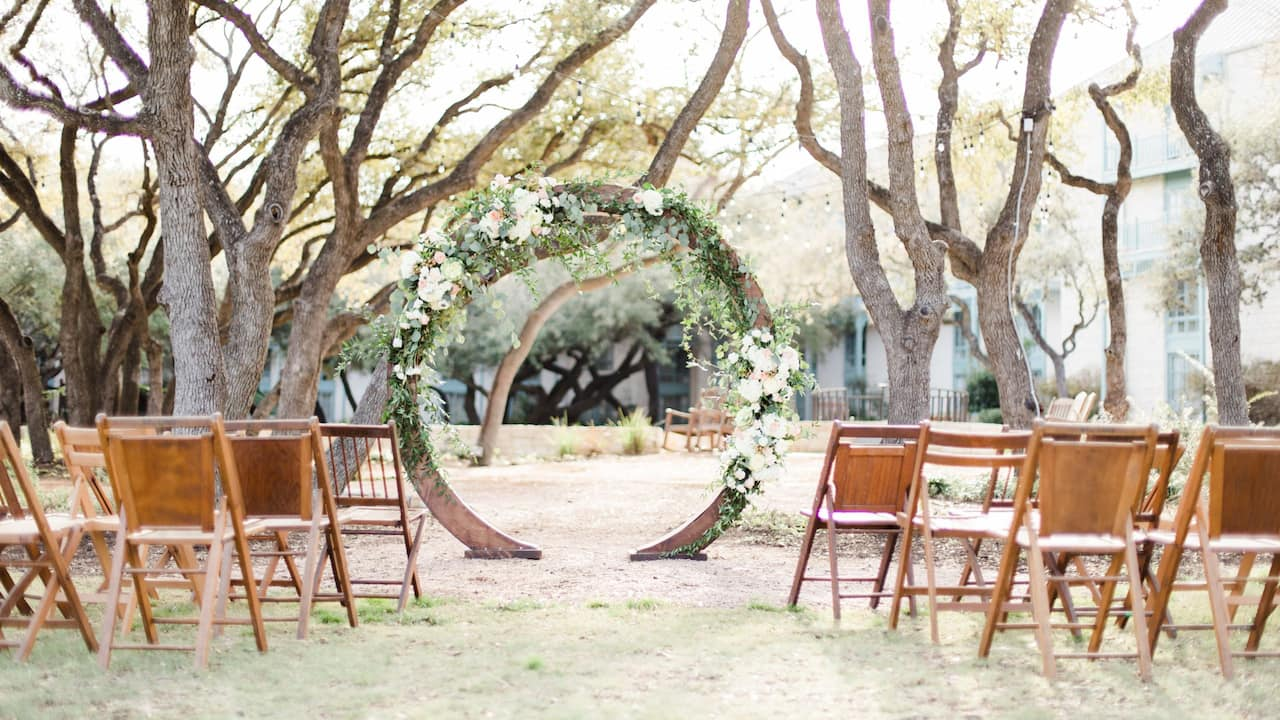 Hill Country Wedding Venue in San Antonio