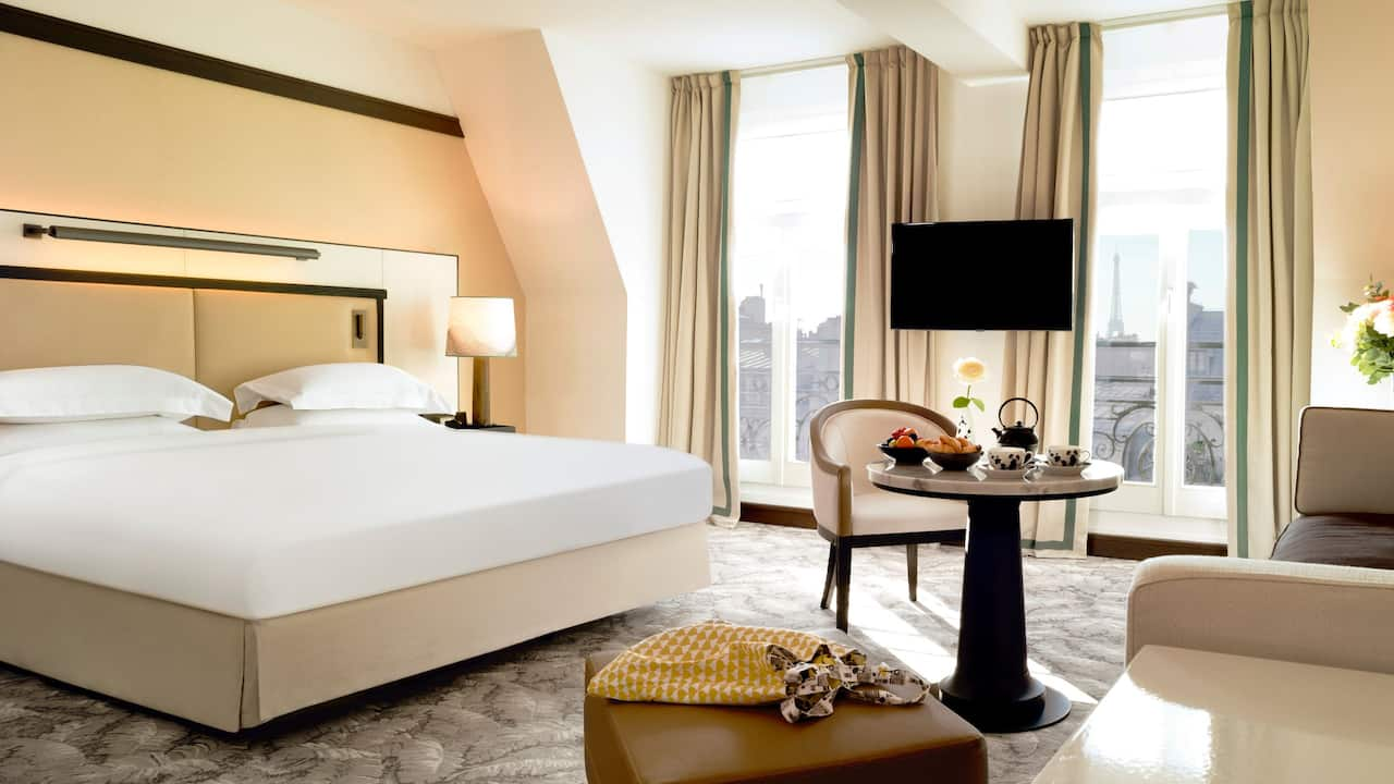 Hyatt Paris Madeleine Junior Suite
