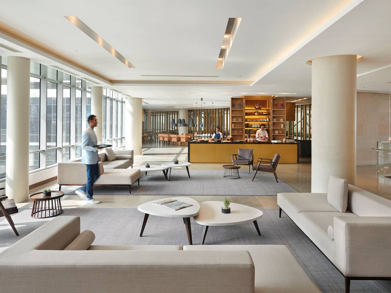 Andaz Delhi by Hyatt - Top Meeting Places in Delhi near airport